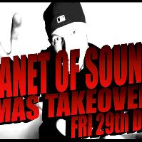 Planet of Sound Xmas Takeover