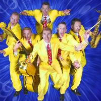 The Jive Aces bring their high energy jump jive outfit back