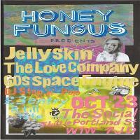 Live/new Music - Honey Fungus