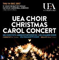 UEA Choir Christmas Carol Concert 2017
