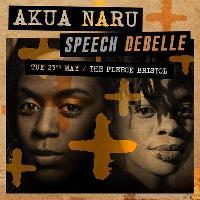 Akua Naru x Speech Debelle