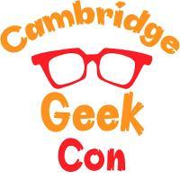 Cambridge Geek Con 2018