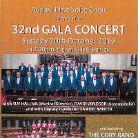 Audley Male Voice Choir Gala Concert