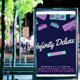 Infinity Deluxe - Mega brunch 10 hour event