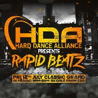 Hard Dance Alliance Presents Rapid Beatz