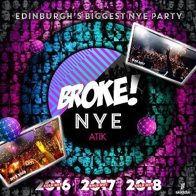Broke! New Year's Eve