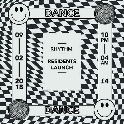 Rhythm Residents Launch