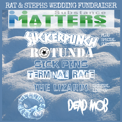 Rat & Stephs Wedding Fundraiser
