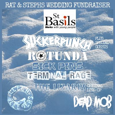 Rat & Stephs Wedding Fundraiser