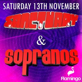 Sanctuary & Sopranos - Lets Get Ridiculous !