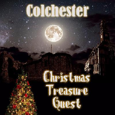 Christmas Treasure Quest around the town centre.