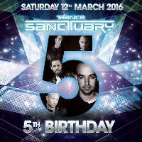 Trance Sanctuary 5th Birthday
