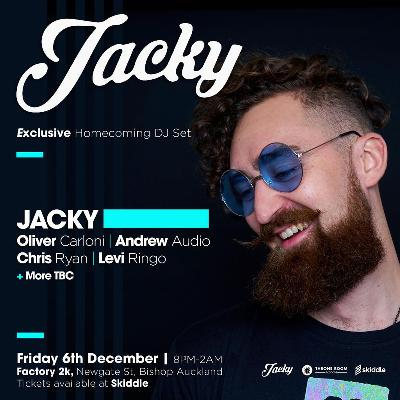 JACKY - EXCLUSIVE HOMECOMING DJ SET