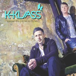 K-klass (Special 4hr / 4 Decks Dj Set)