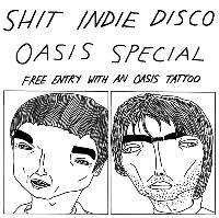 Shit Indie Disco Thursdays-Oasis Special-Win Leeds Fest tickets