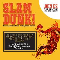 Slam Dunk - Basket Ball Fun