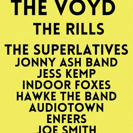Indie Alldayer - presented by Our Sound Music