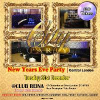 Club Reina. New Years Eve Party. Central London £10