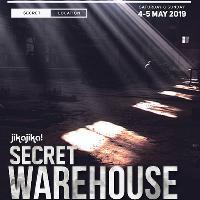Jika Jika - Secret Warehouse Party