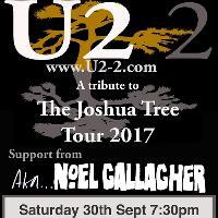 U2 2 The Joshua Tree Tour 2017