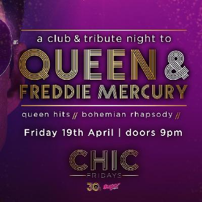 The Ultimate Queen & Freddie Mercury Club Tribute Night