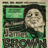 James Brown Special [Free with a ticket!]