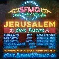 Sounds Familiar Music Quiz Christmas Party at Jerusalem