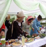 Jane Austen Regency Picnic