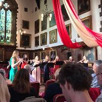 Christmas with a twist: Durham University Flute Choir