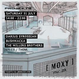 Moxy Muzik At Projekts Skatepark