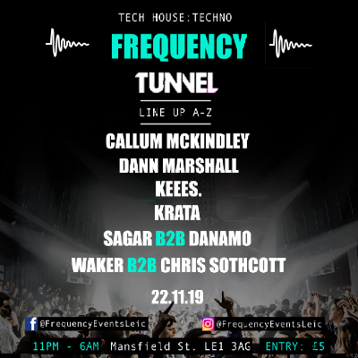 Frequency: Tunnel