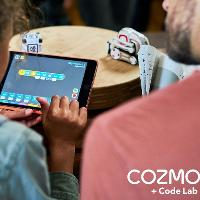 Cozmo Coding Coffee Mornings