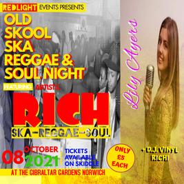 Old Skool Ska Reggae and Soul Night
