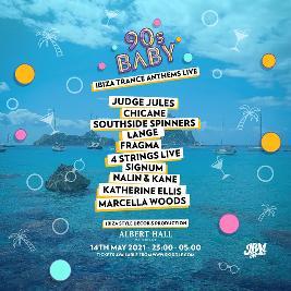 90s Baby - Ibiza Trance Anthems LIVE