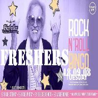 Rock & Roll Bingo and Karaoke at Bierkeller - Free Entry