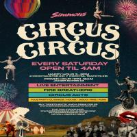 Circus Circus Every Saturday at Simmons