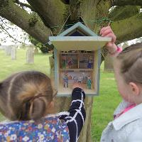 Free digital art trail for families in Northumberland