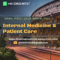 8thEdition of International Conference on Internal Medicine & P