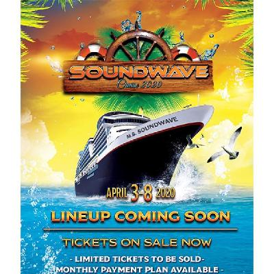 Cruise April 2020.Soundwave Cruise Promo Code 2020 Soundwave Cruise 2020