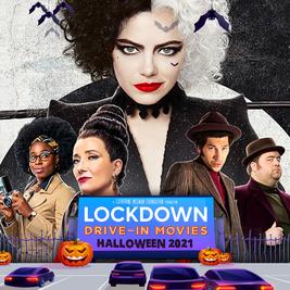 Cruella - Halloween Lockdown Drive in Movies