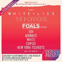 The British Sound Project 2017 - White Lies, The Horrors