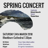 Blackburn Symphony Orchestra Spring Concert