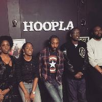 Hoopla: NU Z LAND - Special Delivery.