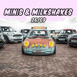 Minis and Milkshakes