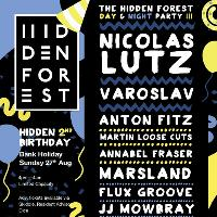 Hidden 2nd Birthday!! The Hidden Forest III