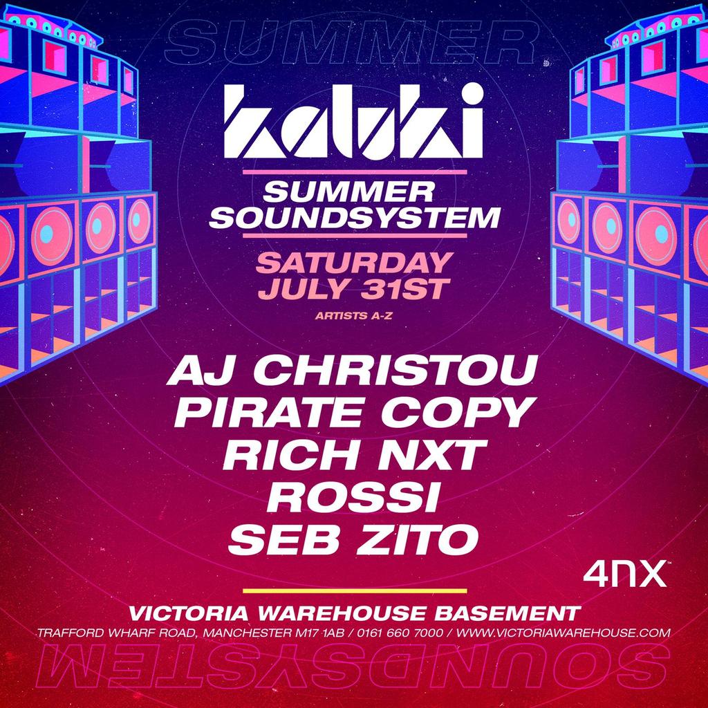 002 - Kaluki Summer Sound System