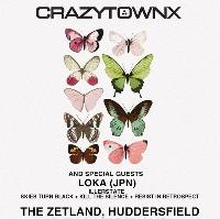 Crazy Town w/ Special Guests | The Zetland, Hudds - 24/10/17