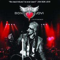Bon Jovi Experience (2hr set) + Guns N Roses experience