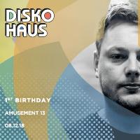 Disko Haus 1st Birthday: Ejeca
