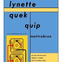 Lynette Quek, Quip